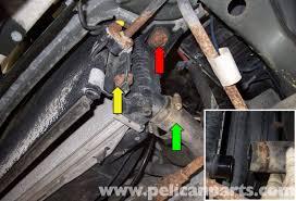 volvo v70 radiator replacement 1998 2007 pelican parts diy