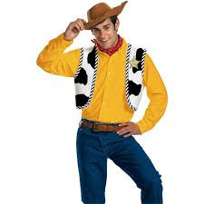 Lightweight Halloween Costumes Woody Halloween Costume Size Walmart