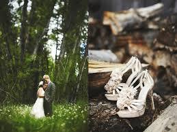 colorado weddings woodsy aspen colorado wedding ruffled