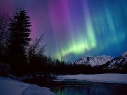 where is the northern lights in alaska northern lights alaska settings mountains pinterest northern