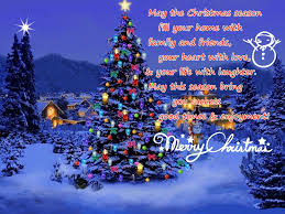 christmas new year greeting card messages christmas lights