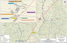 South Louisiana Map by Southwest Louisiana Supply Project Map Gas Compression Magazine