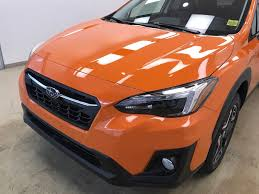 subaru crosstrek white 2018 new 2018 subaru crosstrek 4 door sport utility in lethbridge ab