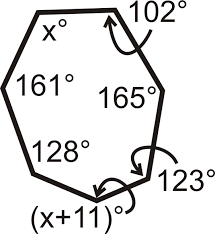 Formula For Interior Angles Of A Polygon Interior Angles In Convex Polygons Read Geometry Ck 12
