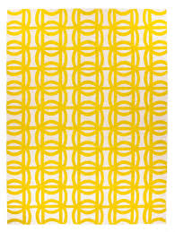 Modern Yellow Rug by Sellarsbrook Yellow By Suzanne Sharp The Rug Company
