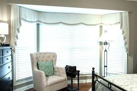 window treatment for bay windows bay window curtains for living room medium size of living for bay
