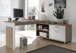 Schreibtisch Ecke Bega 39 730 68 Manager Eck Schreibtisch Eiche Sonoma Dekor Tisch