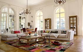 wohnzimmer gemütlich einrichten wohnzimmer rustikal gestalten teil 1 archzine großes wohnzimmer