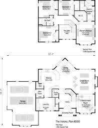 4 bedroom floor plans 2 story 25 best 2 story floor plans images on floor plans