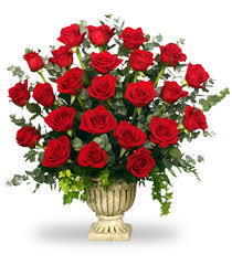 roses flowers regal roses urn funeral flowers roses flower shop network