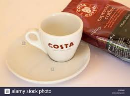 espresso coffee bag cup of coffee costa stock photos u0026 cup of coffee costa stock