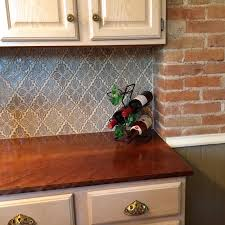 handmade tile backsplash in stone gray mini copy julep tile