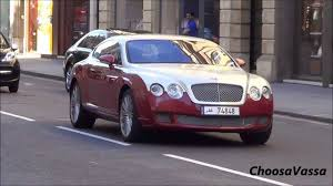 2 Tone Paint Crazy Two Tone Bentley Continental Gt In London Youtube