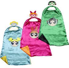 aliexpress com buy new supergirl cape mask the powerpuff girls
