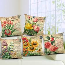 Sofa Pillow Sets by Compare Prices On Sunflower Cushion Covers Online Shopping Buy