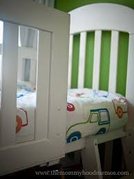 Screws For A Baby Crib by Diy On A Dime How To Make A Toddler Loft Bed Out Of An Old Crib