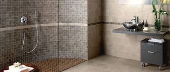 Bathroom Shower Walls Slab And Tile Walls Artistic Kitchen And Bath