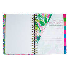2017 2018 lilly pulitzer large agenda beach loot u2013 the lucky knot