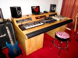 Small Recording Studio Desk Decoration Engaging Home Recording Studio Photos From Audio Tech