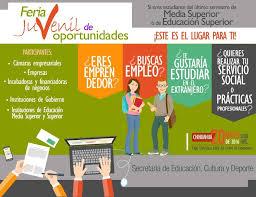 a oport de si e social oportunidades de empleo becas en el extranjero y más en feria