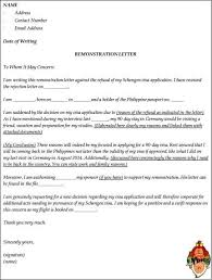 Rejection Letter Sle Uk 20 fresh letter template germany images complete letter template