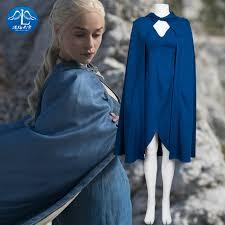 Halloween Game Thrones Costumes Aliexpress Buy Manluyunxiao Game Thrones Costumes