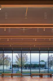 the renzo piano pavilion at the kimbell art museum photos by nic