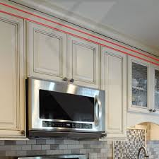 Design Of Kitchen Cabinets Designing A Kitchen With An 8 Ceiling Cabinets