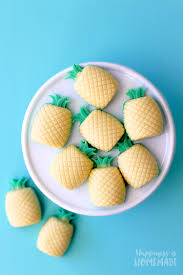 diy piña colada mini pineapple soaps happiness is homemade