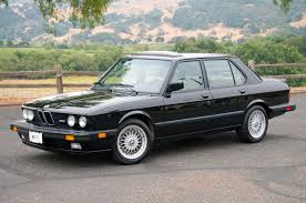 1988 bmw m5 retro spin photo gallery autoblog