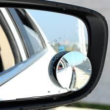 Best Blind Spot Mirror 2pcs 360 Degree Car Mirror Wide Angle Round Convex Blind Spot