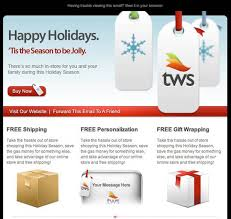17 beautifully designed christmas email templates for marketing