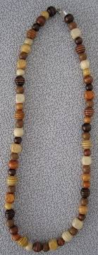 wood beads necklace designs images 48 best wooden bead necklace images wooden bead jpg
