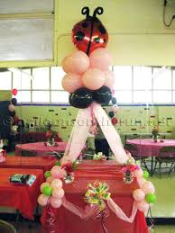 Balloon Decoration For Baby Shower Balloons On The Run Party Decorations R U0027 Us Balloon Centerpieces