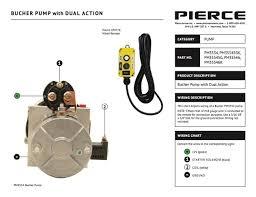 bucher hydraulic pump wiring diagram bucher wiring diagrams