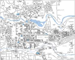 Ithaca Map Map Of Water Contamination At Cornell University In 1997 14853