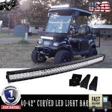 led tractor light bar 40 240w cree led light bar golf cart marine bowfishing tractor 4x4