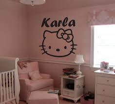 hello kitty bedroom decor fantastic kitty baby bedroom decor room ideas hello kitty wall decor