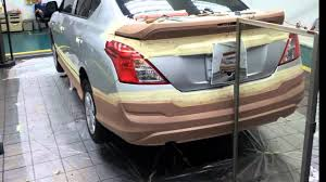 nissan almera cars for sale in trinidad the making of nissan almera body kit by parto youtube