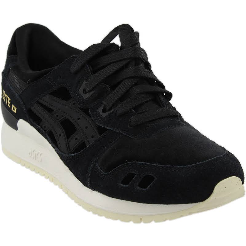 ASICS GEL-Lyte III Training Shoes Black- Womens