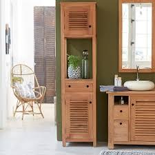 meuble etagere cuisine colonne salle de bain pensez à exploiter l espace vertical