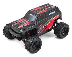 1 24 scale monster jam trucks traxxas latrax teton 1 18 4wd rtr monster truck red tra76054 5