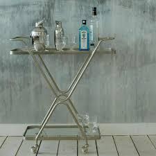 Hourglass Home Decor Silver Hourglass Drinks Trolley Graham U0026 Green Interiors
