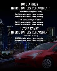 toyota camry door replacement cost hybrid battery repair replacement toyota prius camry