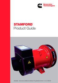 stamford product guide cummins generator technologies pdf