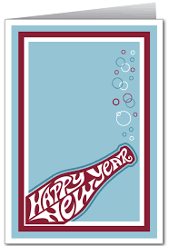 modern new years cards mid century new year cards midcentury modern newyear card free