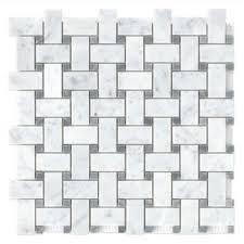 Marble Mosaic Floor Tile Marble Tile You Ll Wayfair