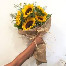 sunflower bouquet local farm fresh sunflowers 2 large jpg v 1470939031