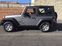 jeep wrangler 4 door top off sell or buy a used soft top off a jeep wrangler
