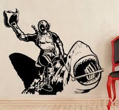 online get cheap wall shark aliexpress com alibaba group